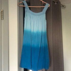 ❤️5/$15 Delia's ombré tunic/dress